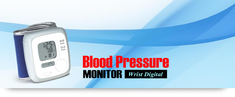 Products - Blood Pressure Monitor